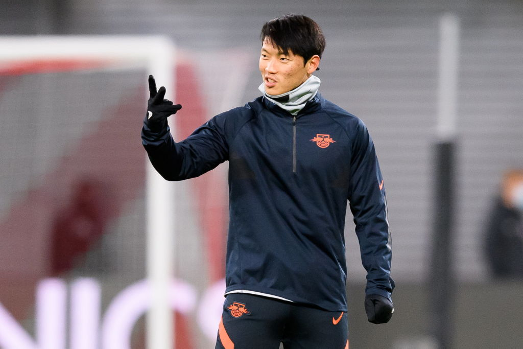 Wolves are reportedly keen on RB Leipzig forward Hwang Hee-chan this summer