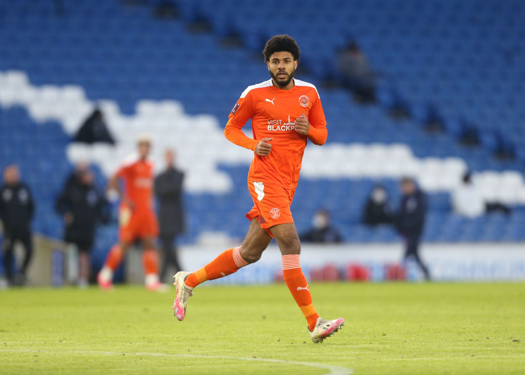 Brighton And Hove Albion v Blackpool: The Emirates FA Cup Fourth Round