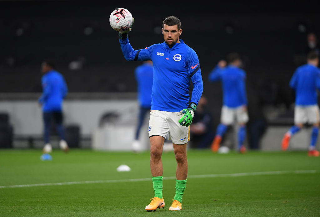 Mat Ryan was a transfer target for Celtic according to reports.