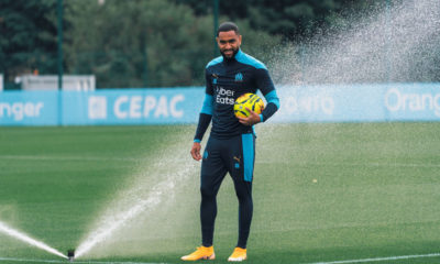 Olympique de Marseille Training Session