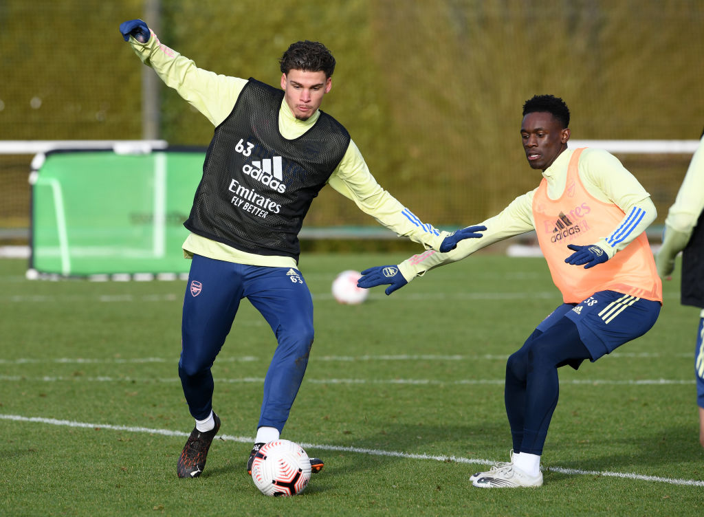 Omar Rekik is included in our predicted lineup for Arsenal in their friendly against Hibernian
