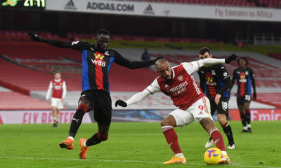 Arsenal v Crystal Palace - Premier League