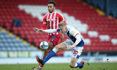 Blackburn Rovers v Stoke City - Sky Bet Championship