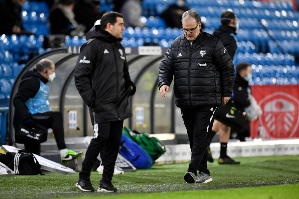 'Feeling nervy': Ian Wright makes worrying claim about Leeds