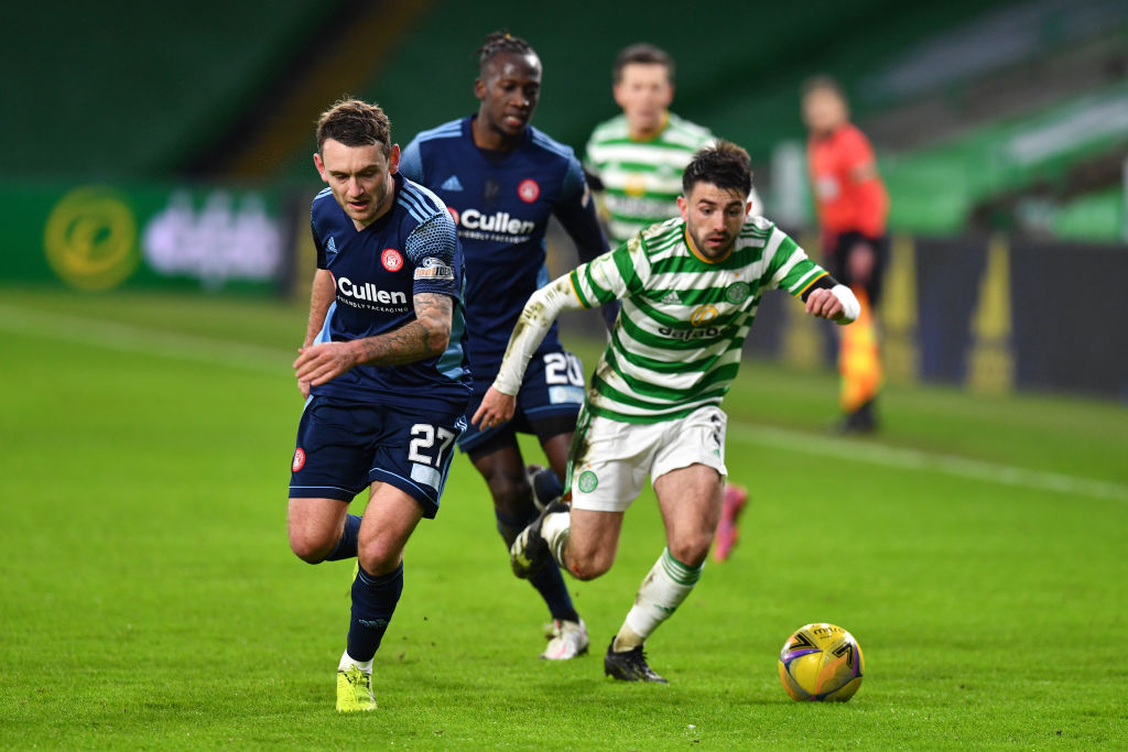 Taylor Celtic contract