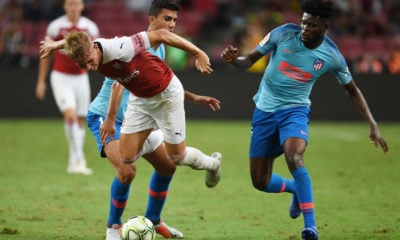 Club Atletico de Madrid v Arsenal - International Champions Cup 2018
