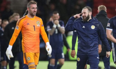 Scotland v Israel - UEFA Nations League C