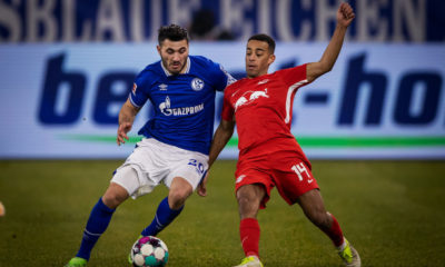 FC Schalke 04 v RB Leipzig - Bundesliga for DFL