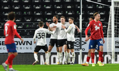 Derby Country v Huddersfield Town - Sky Bet Championship