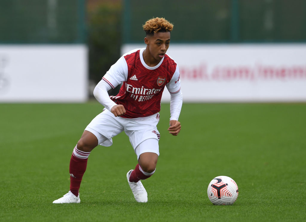 Arsenal v Fulham - U18 Premier League South