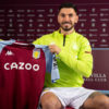 Aston Villa Unveil New Signing Morgan Sanson