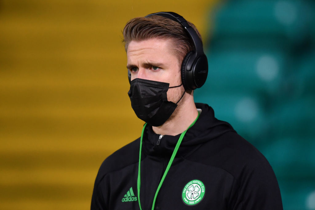 Celtic have reportedly rejected a £15m bid for Kristoffer Ajer