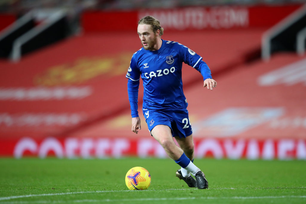 Tom Davies could have joined Newcastle as Everton chased Sean Longstaff