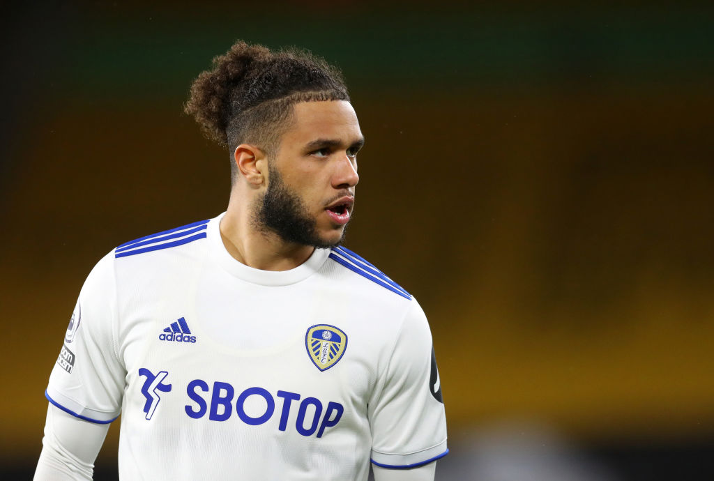 Tyler Roberts has signed a three-year contract at Leeds