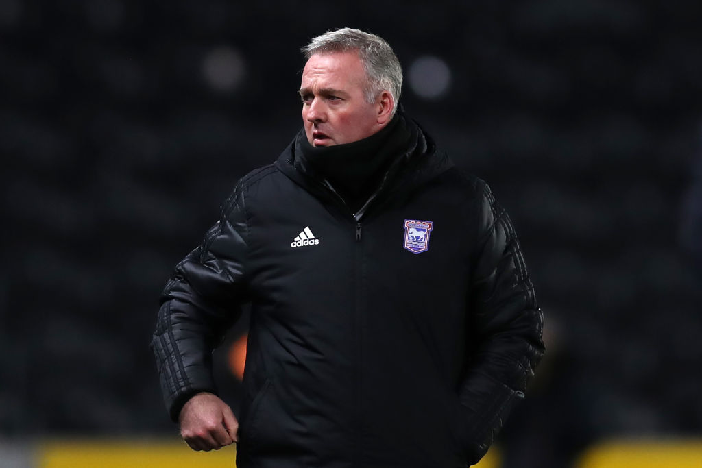 Hull City v Ipswich Town - Sky Bet League One