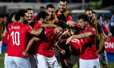 Egypt v Zimbabwe: Group A - 2019 Africa Cup of Nations