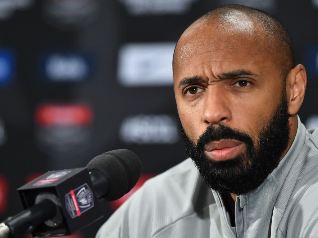 Some Arsenal fans react to what Thierry Henry said about Daniel Ek on Sky Sports yesterday