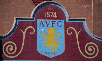 Villa Park - Home of Aston Villa Football Club.