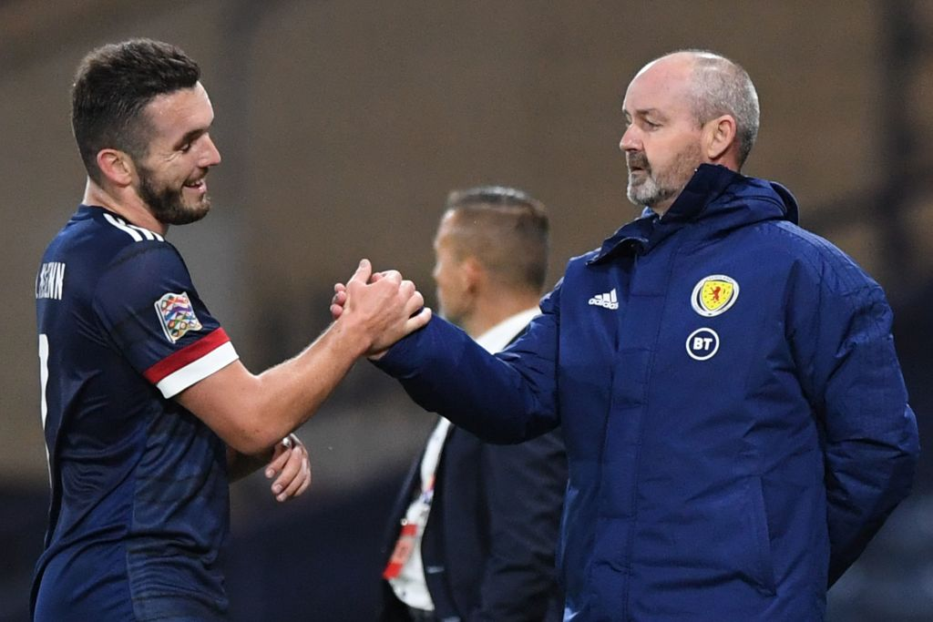 John McGinn is set for a starring role for Scotland this summer at Euro 2020.