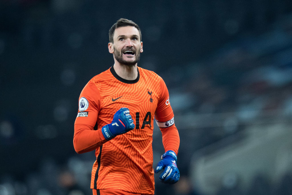 Spurs star Hugo Lloris is reportedly wanted by Roma