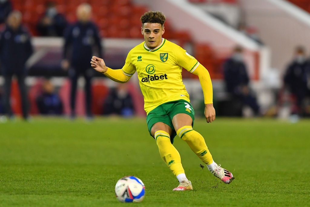 Nottingham Forest v Norwich City - Sky Bet Championship