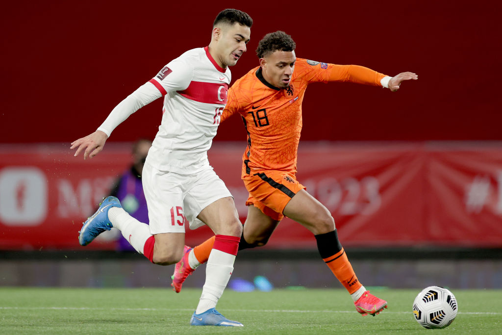 Liverpool are reportedly eager to sign Donyell Malen