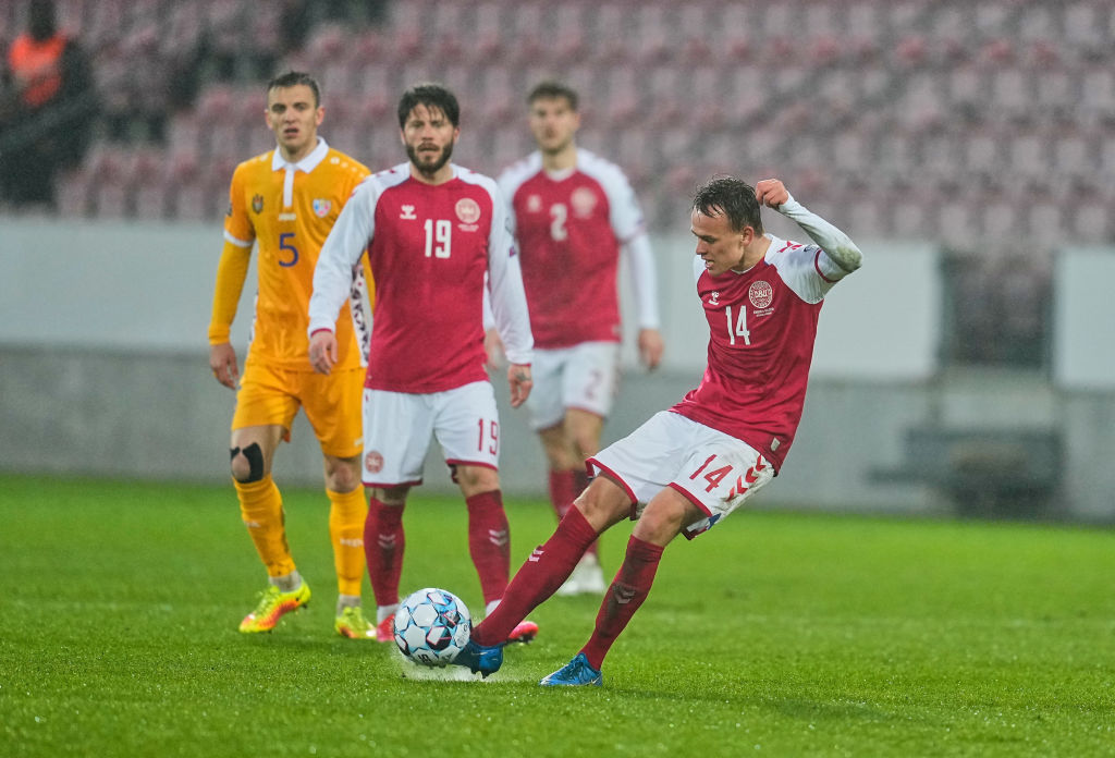 World Cup Qualification  - Denmark and Moldova