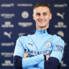 Taylor Harwood-Bellis Signs a Contract Extension at Manchester City