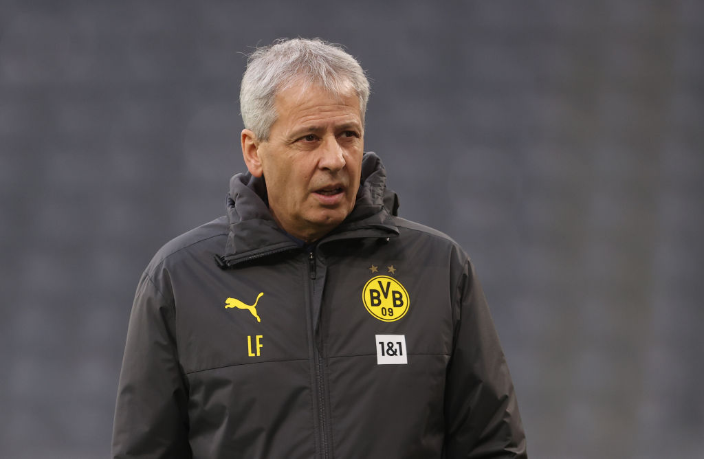 Palace manager search: Could Lucien Favre join the Eagles?