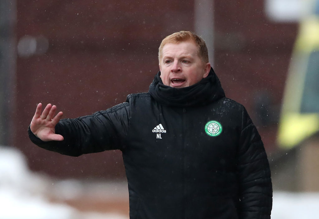Neil Lennon claims Leigh Griffiths returned to Celtic after the first lockdown in poor condition.