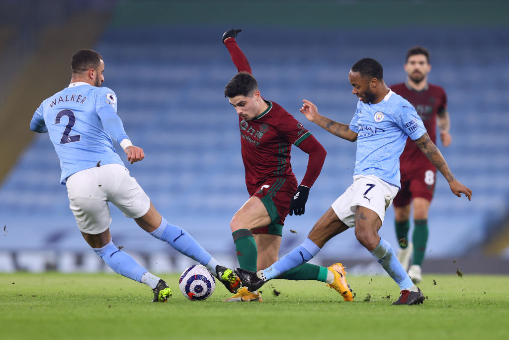 'You spoken to him about how good Liverpool is?' Carragher tries his luck over 'incredible' Foden-like talent
