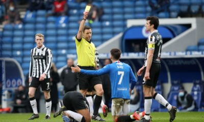 Rangers v St. Mirren - Ladbrokes Scottish Premiership
