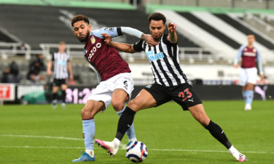 Newcastle United v Aston Villa - Premier League