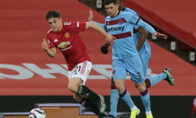 Manchester United v West Ham United - Premier League
