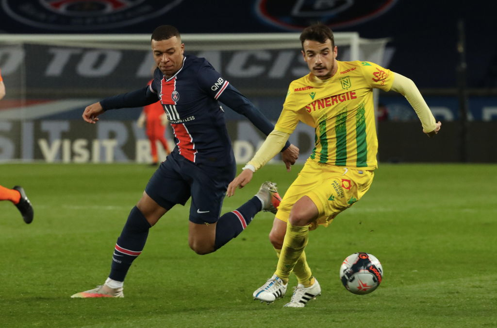 Paris Saint-Germain v FC Nantes - Ligue 1 Uber Eats
