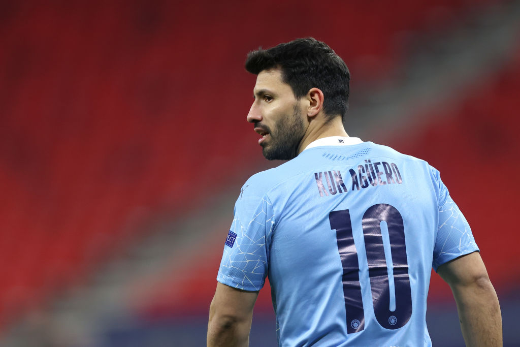 Manchester City stars, Javier Mascherano and others react as Sergio Aguero set to depart