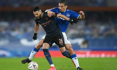 Everton v Manchester City: The Emirates FA Cup Quarter Final