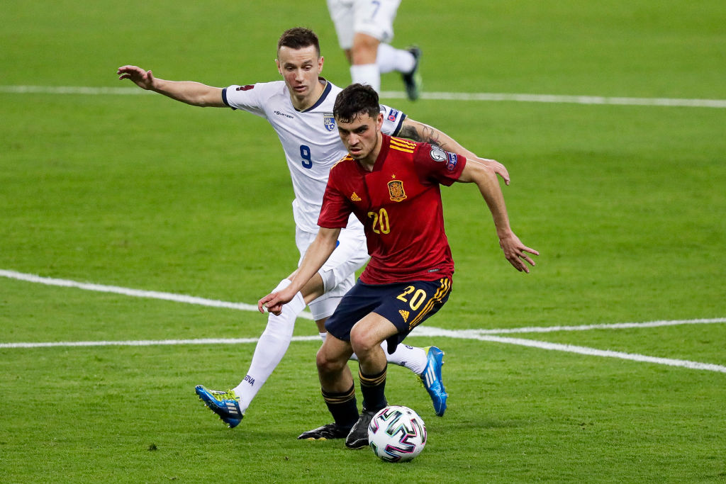 Spain  v Kosovo -World Cup Qualifier
