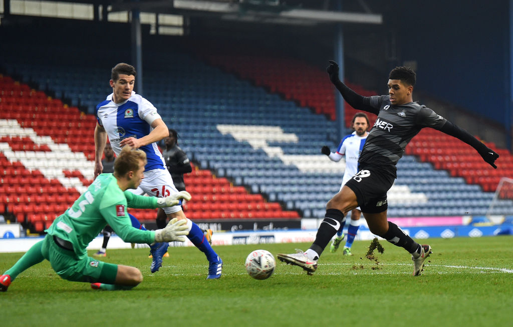 Blackburn Rovers v Doncaster Rovers - FA Cup Third Round