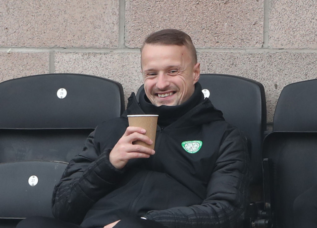 Leigh Griffiths has signed a new one-year contract extension with Celtic.