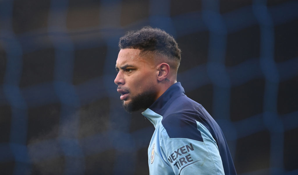 Manchester City keeper Zack Steffen is reportedly close to signing a new contract with the club.