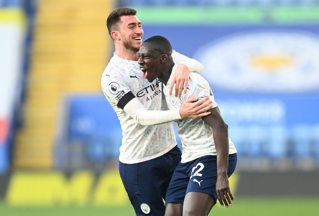 Keeping Laporte Manchester City