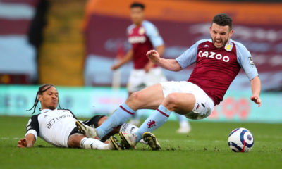Aston Villa v Fulham - Premier League