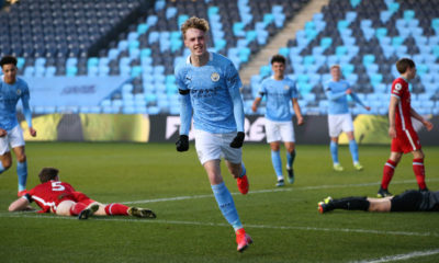 Manchester City U23 v Liverpool U23 - Premier League 2