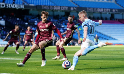 Manchester City v Leeds United - Premier League