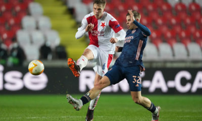 Slavia Praha v Arsenal FC - UEFA Europa League Quarter Final: Leg Two