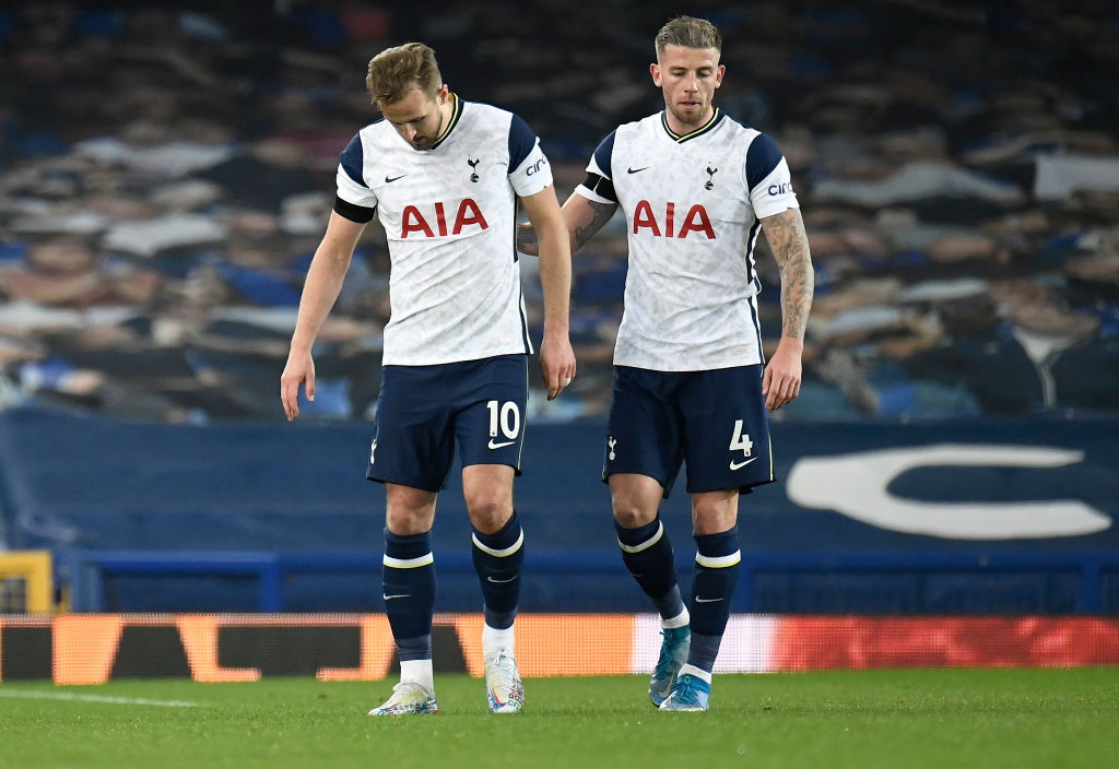 Harry Kane looks set to remain a Tottenham player this summer.