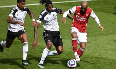 Arsenal v Fulham - Premier League