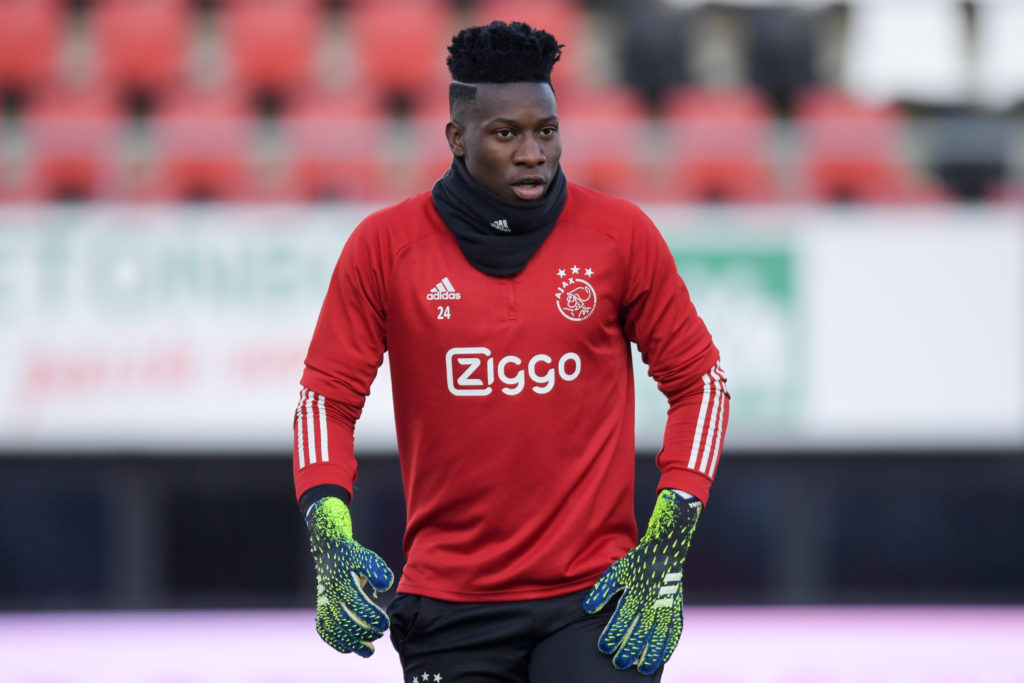 Andre Onana is another reported target for Arsenal.