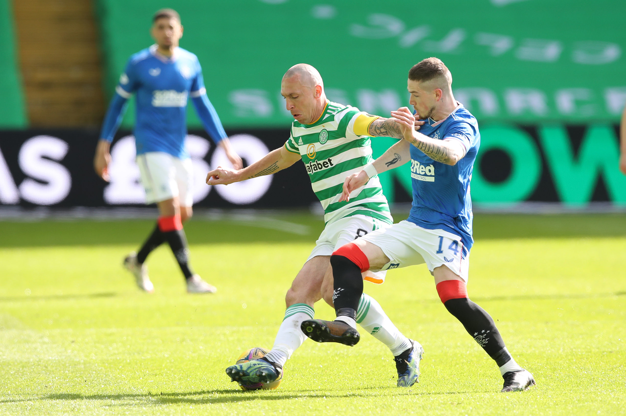 Patrick Roberts and Liverpool star deliver one-word Instagram messages to Celtic star Scott Brown